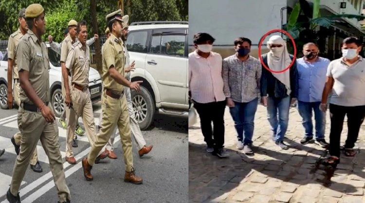 BIG BREAKING : ISIS आतंकी गिरफ्तार, Delhi को दहलाने की चल रही थी साजिश, बरामद हुई कई चीजें