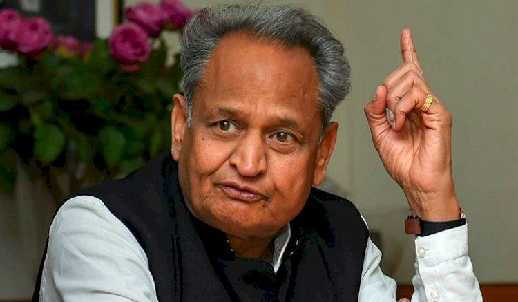 अध्यक्ष पद को लेकर बोले गहलोत- सोनिया गांधी नहीं तो राहुल संभालें अध्यक्ष पद