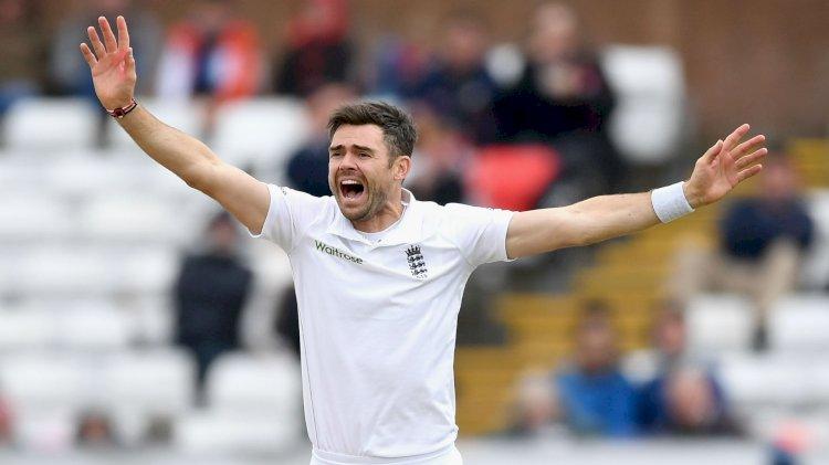जेम्स एंडरसन  बने  टेस्ट में 600 विकेट पूरे करने वाले दुनिया के पहले तेज गेंदबाज