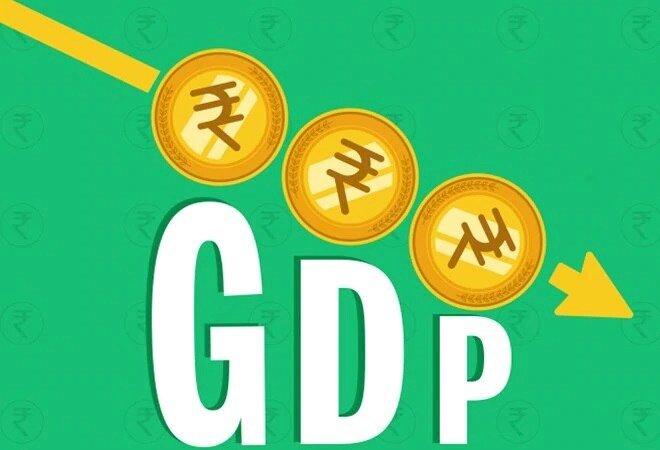 देश की अर्थव्यवस्था पर Corona का असर, अप्रैल-जून में GDP माइनस 23.9% रही