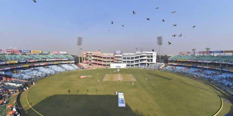 Corona का  खौफ: दिल्ली का फिरोजशाह कोटला स्टेडियम बंद
