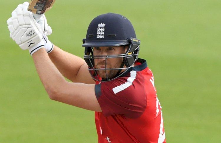 ICC T20 रैंकिंग में टॉप पर पहुंचे डेविड मलान,बाबर आजम को पछाड़ा