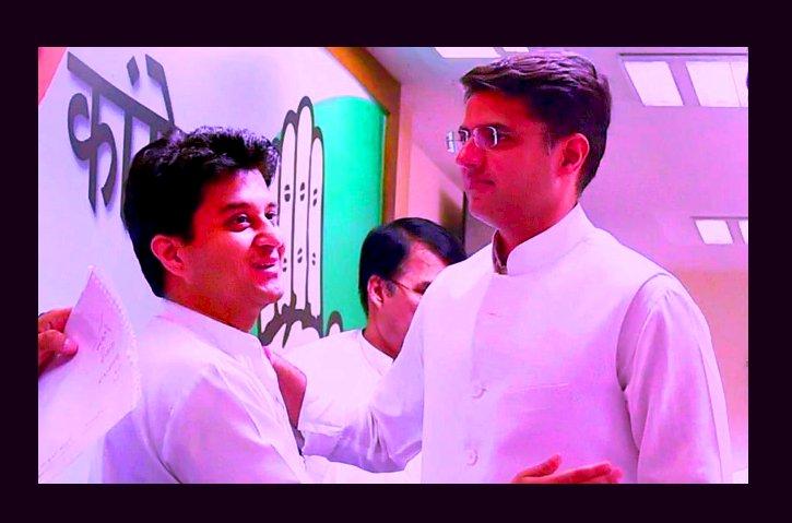 MP Election: कांग्रेस का गेम प्लान, पायलट करेंगे ग्वालियर-चंबल की गुर्जर बाहुल्य सीटों पर प्रचार