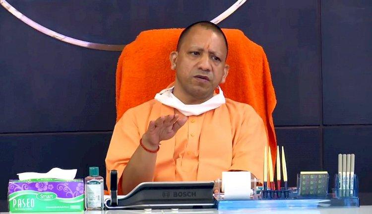 नए यूपी में माफियाओं को संरक्षण नहीं, केवल मानमर्दन : CM Yogi