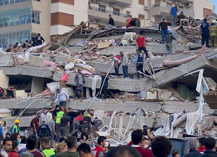 तुर्की भूकंप में सामने आई चौंका देने वाली कहानी, चार दिन बाद मलबे से जिंदा निकाली गई मासूम बच्ची