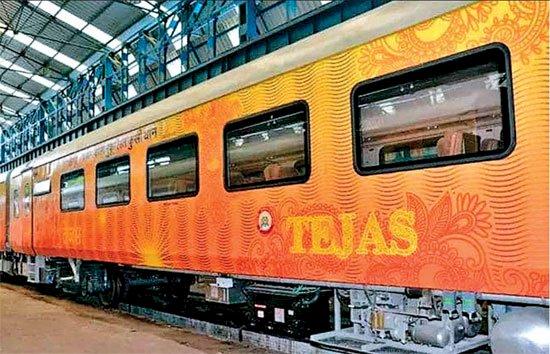 यात्री नहीं होने के कारण लखनऊ से नई दिल्ली के बीच चलने वाली तेजस एक्सप्रेस 23 नवम्बर से निरस्त
