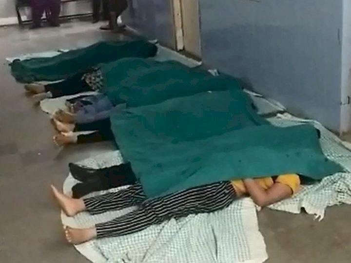 बड़ी खबर : गुजरात में दिल दहला देने वाली घटना, 11 लोगों की मौत, एक परिवार के पांच लोगों ने दम तोड़ा, CM रूपाणी ने किया ट्वीट