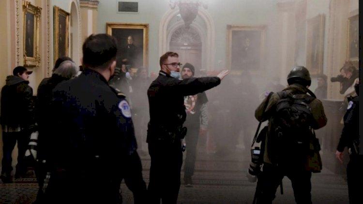 Big News : अमेरिकी संसद परिसर में ट्रंप समर्थकों का बवाल, गोलीबारी में महिला की मौत, हिंसा में अब तक 4 की मौत