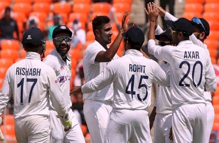 India vs England:टीम इंडिया ने चौथे टेस्ट में गाड़ा झंडा, एक पारी और 25 रनों से भारत की शानदार जीत, सीरीज पर भी 3-1 से कब्जा