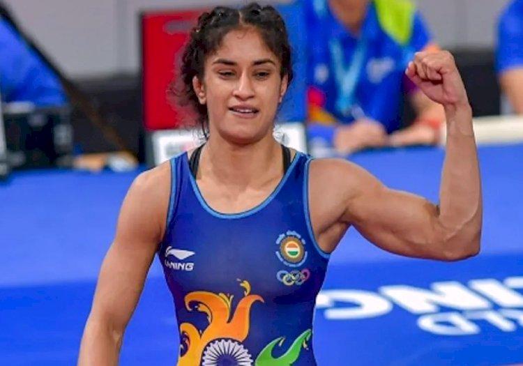 Vinesh Phogat बनीं दुनिया की नंबर 1 पहलवान, अंतरराष्ट्रीय टूर्नामेंट में जीते लगातार दो गोल्ड मेडल