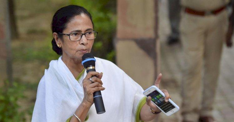 BJP छोड़कर TMC में लौटे नेता, लाउडस्पीकर से अनाउंस कर रहे- हमसे गलती हो गई थी