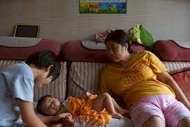 चीन ने किया बड़ा घोषणा, अब तीन बच्चे पैदा कर सकेंगे कपल,बदले नियम