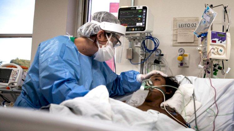 Coronavirus Update : रफ्तार पड़ी कम, 24 घंटे में 1.31 लाख नए मरीज मिले, 3 हजार से कम लोगों की मौत