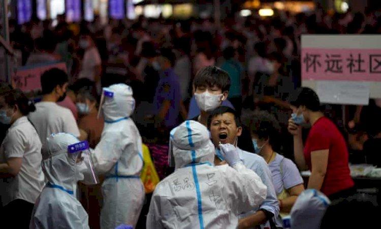 China में फिर बढ़ा कोरोना का काहर, लगी सख्त पाबंदियां, यात्रा और आवाजाही पर लगा प्रतिबंध