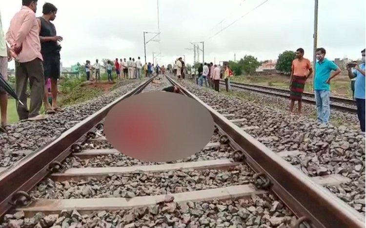 दर्दनाक घटना, महिला ने पांच बेटियों के साथ ट्रेन के सामने कूदकर किया सुसाइड