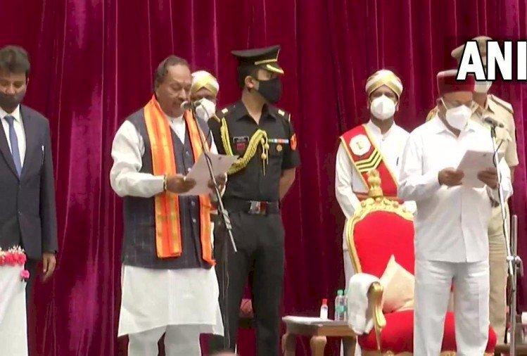 कर्नाटक मंत्रिमंडल का विस्तार : 29 मंत्रियों ने ली शपथ,  नहीं है कोई उपमुख्यमंत्री, जानिए खास बातें