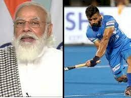 Tokyo Olympics 2021 : कांस्य जीतने वाली भारतीय हॉकी टीम के कप्तान मनप्रीत सिंह से PM Modi ने की बात, कही ये बात..