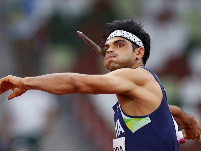 BIG BREAKING : भारत ने रचा इतिहास, नीरज चोपड़ा ने जीता गोल्ड, भारत को एथलेटिक्स में पहला मेडल