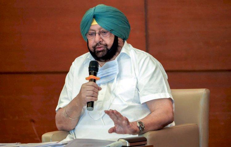 CM अमरिंदर सिंह की मुसीबत बढ़ी, रावत से मिलने देहरादून रवाना 7 कांग्रेस नेता, हटाने की मांग को लेकर करेंगे बैठक