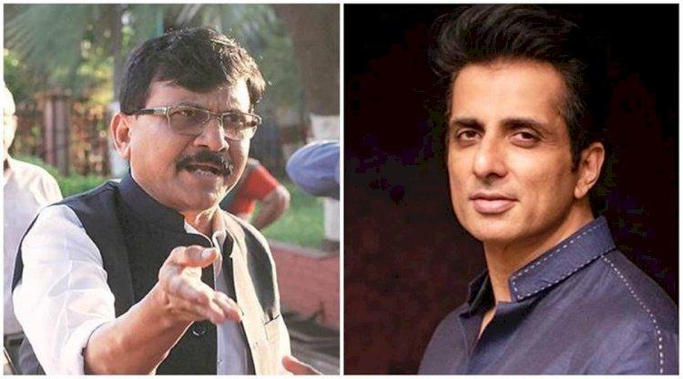 Sonu Sood पर IT रेड को शिवसेना ने बताया 'खुन्नस निकालने' वाली बात, कार्रवाई पर सवाल उठाए