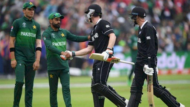 Pak-NZ cricket : न्यूजीलैंड ने सुरक्षा खतरा बताकर पाकिस्तान का क्रिकेट दौरा रद किया, 18 साल बाद आई थी मेहमान टीम